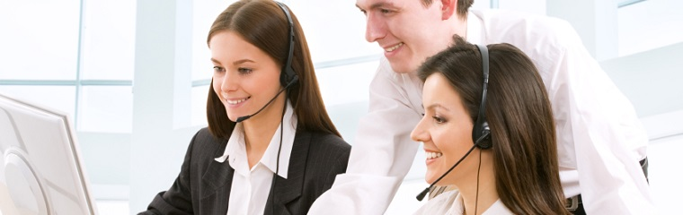 Online learning phone calls for renewals